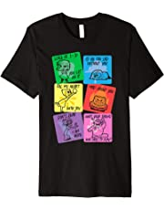 Disney Pixar Inside Out Valentine's Cards Graphic T-Shirt
