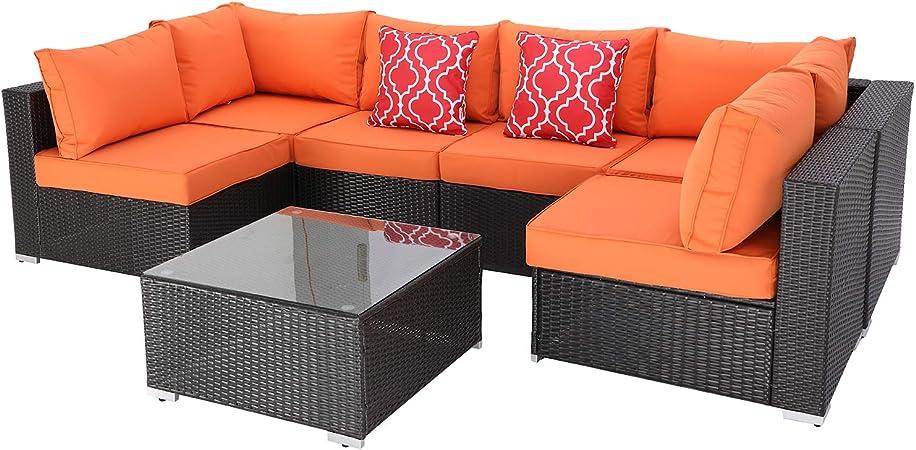 Indoor outdoor Waterproof Garden Furniture Sofa Chair Cushion Covers In 2 Sizes