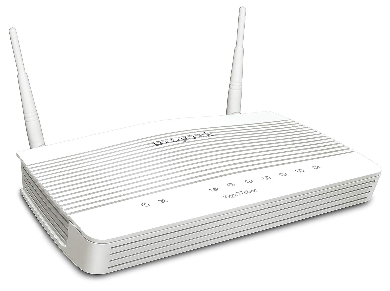 VDSL2//ADSL2//Supervectoring DrayTek Vigor 2765AC
