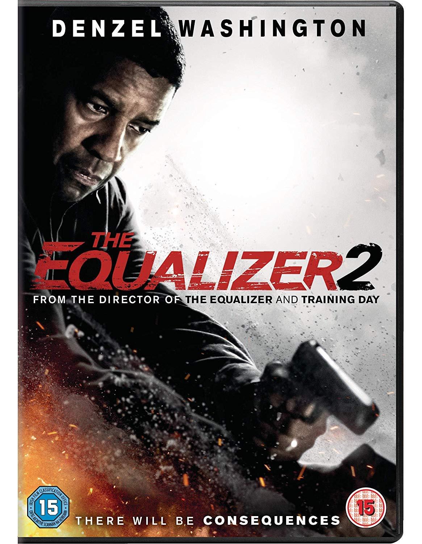 Amazon Com The Equalizer 2 Dvd 2018 Movies Tv