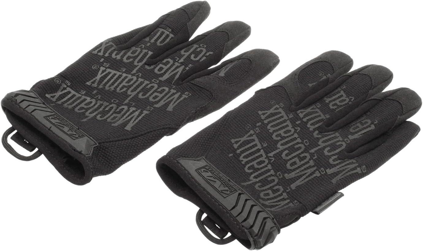 Einsatzhandschuhe schwarz doppelt vern/äht und verst/ärkt Mechanix Wear Original Glove-