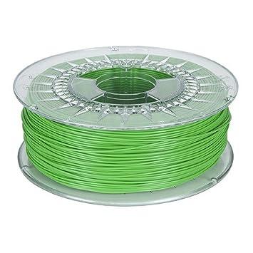 MadridGadgetStore® Filamento PLA 1.75 mm 1.75mm Verde Ingeo 3D850 ...