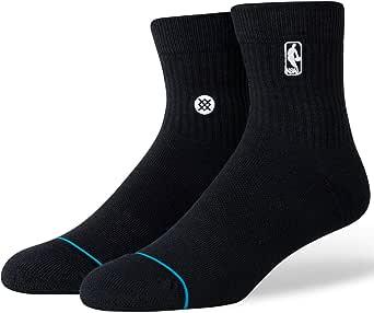 Stance Men's Quarter Sock LOGOMAN ST QTR
