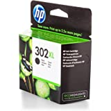 HP 302XL High Yield Black Original Ink Cartridge