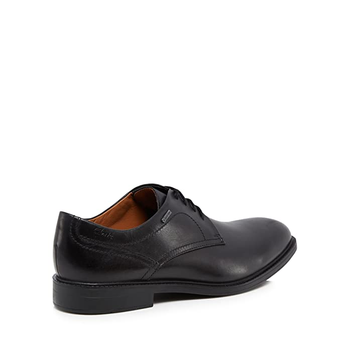 cheap sale discount cheap sale pick a best Black leather 'Chilver Walk' derby lace up shoes shopping online cheap price with paypal sale online wHmXTj