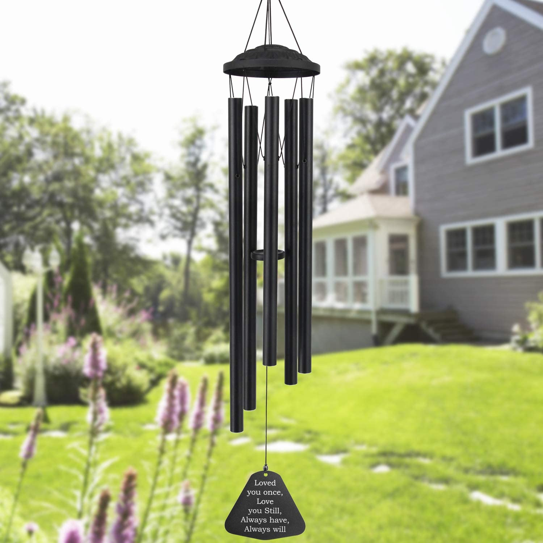 Amazon.com: Campana de viento de ASTARIN para exteriores, de ...