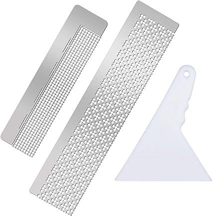 4x Diamond Painting Ruler 5D Diamond Art Kit Fix Repair Tool Roller Adjuster