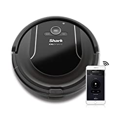 Shark ION Robot Vacuum WIFI-Connected