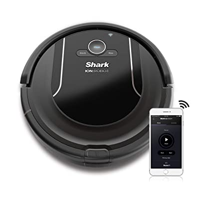 cc1f7eb39db5 Amazon.com  SHARK ION Robot Vacuum R85 WiFi-Connected with Powerful ...