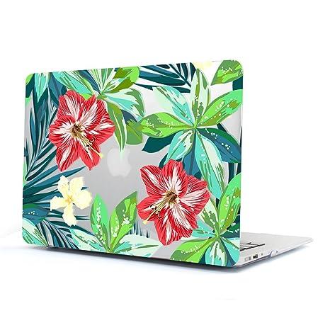 Carcasa MacBook Air 13, TwoL Alta Calidad Funda Dura Carcasa ...