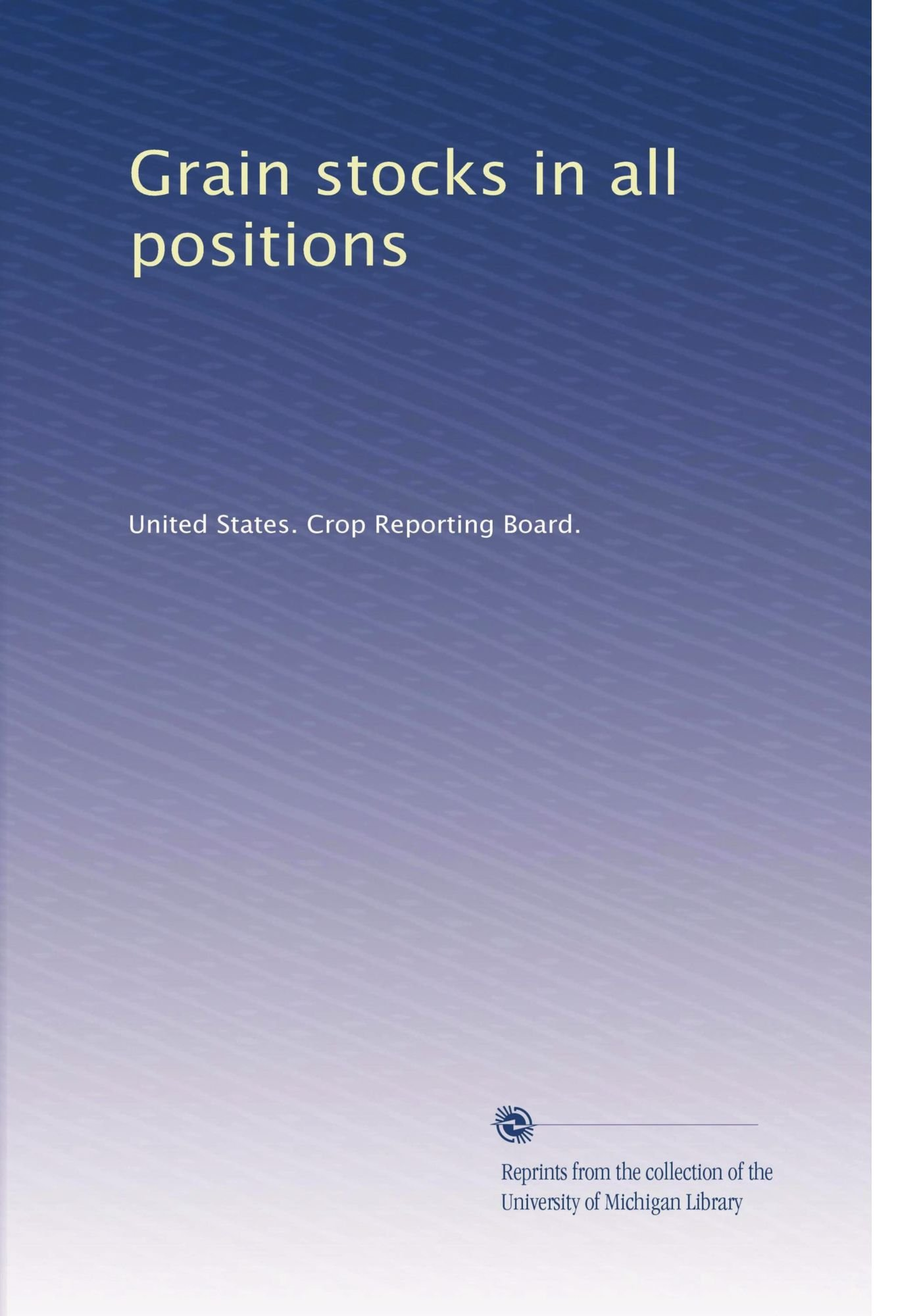 Download Grain stocks in all positions pdf