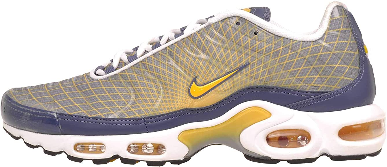 Nike Men's Air Max Plus OG, Steel/Spun