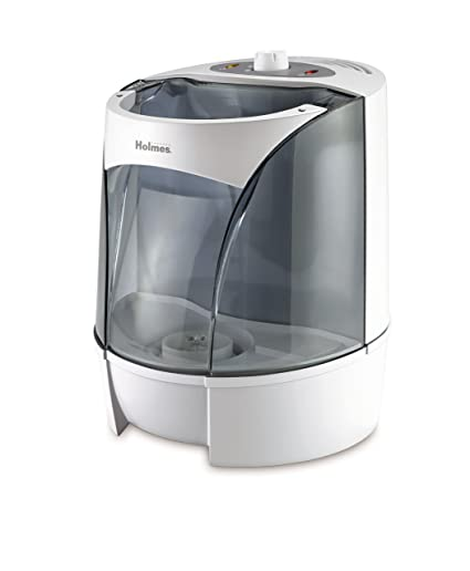 Amazon Holmes Warm Mist Filter Free Humidifier For Small Rooms