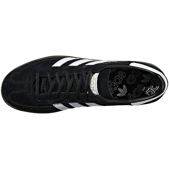 adidas Handball Spzl, Zapatillas de Gimnasia para Hombre, Nero Core Black/FTWR White/Gum5, 44 2/3 EU: Amazon.es: Zapatos y complementos