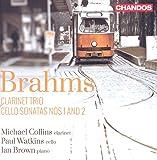 Brahms: Clarinet Trio [Michael Collins, Paul Watkins, Ian Brown] [Chandos: CHAN 10825]