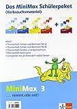 MiniMax / Schülerpaket 3. Schuljahr Verbrauchsmaterial
