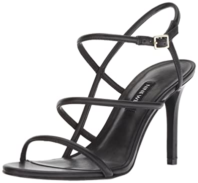 98ef83f943c9 Nine West Women s MERICIA Leather Sandal