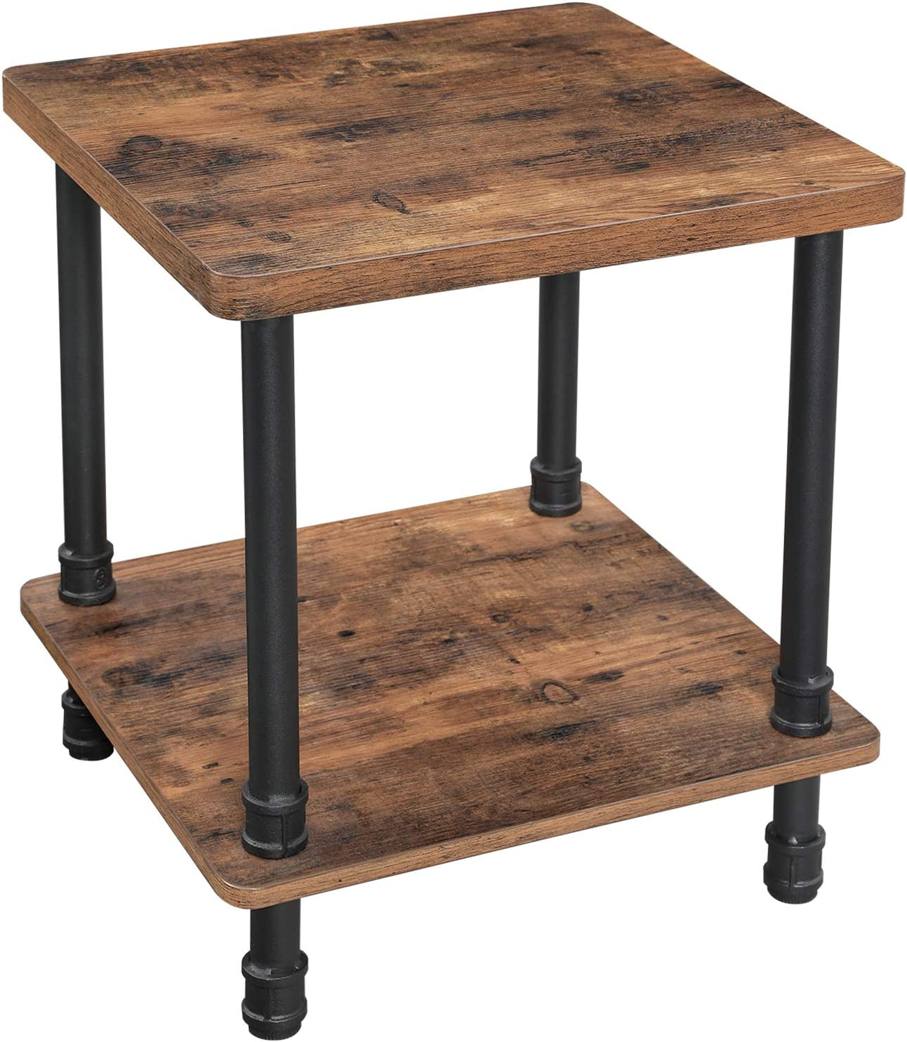 - Amazon.com: VASAGLE URBENCE Side Table, End Table With 1.2 Inch