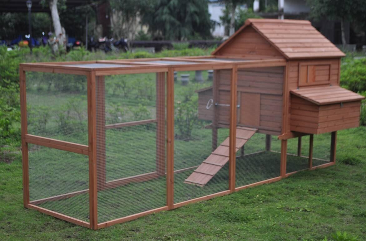 amazon com ardinbir 12 ft extra large solid wood chichken coop