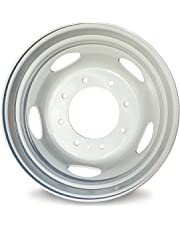 NEW Velospinner 19.5X6 8 Lug Compatible with Ford F-450 F-550 1999 2000 2001 2002 2003 Dually Replica Steel Wheel 3342