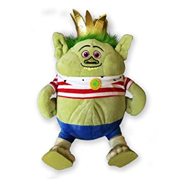 amazon com king gristle baby bergen plush 12 30cm from trolls