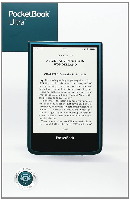 Pocketbook Ultra - E-Reader (15,24 cm (6