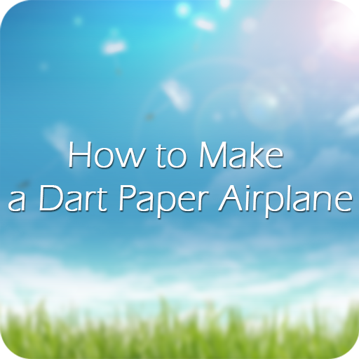Dart Paper Airplane Dart Paper Airplane
