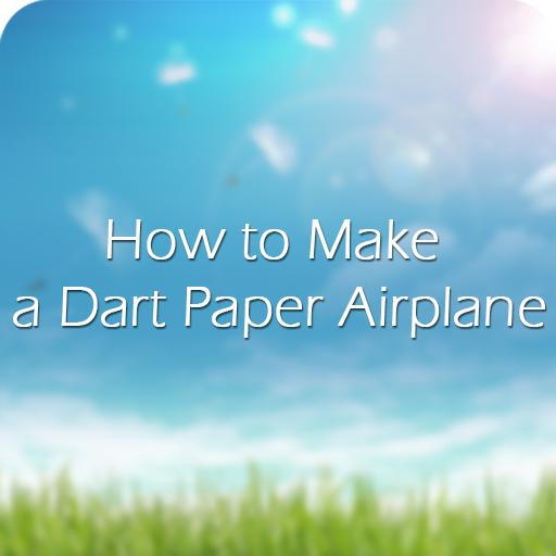 Dart Paper Airplane Dart Paper Airplane