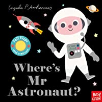 Where's Mr Astronaut? (Felt Flaps)