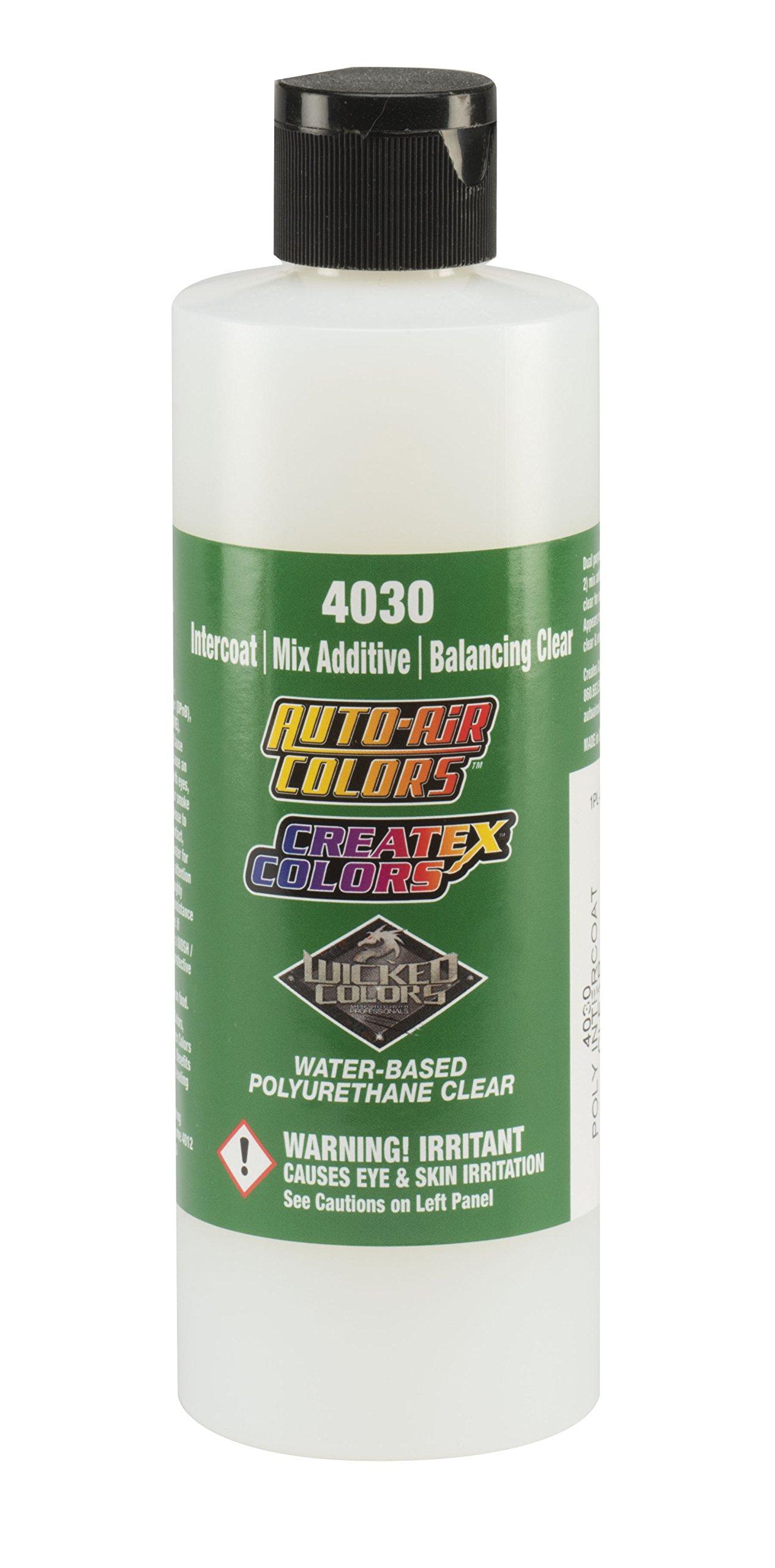 Createx Colors 4030 Intercoat & Mix Additive 8oz. Size