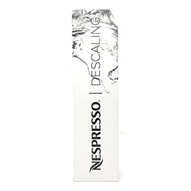 Nespresso Descaling Solution, Fits all Models, 2 Packets