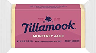 product image for Tillamook Monterey Jack Cheese, 1 lb (Packaging May Vary)
