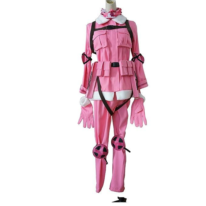 Amazon.com: myyh Anime kohiruimaki Karen llenn Cosplay rosa ...