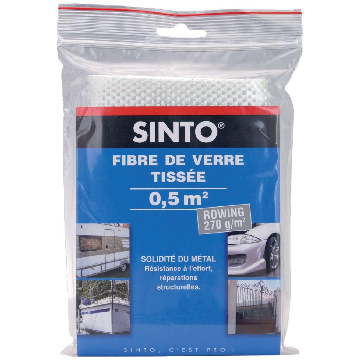Sinto Rowing 36003 - Tejido de fibra de vidrio 1/2M2