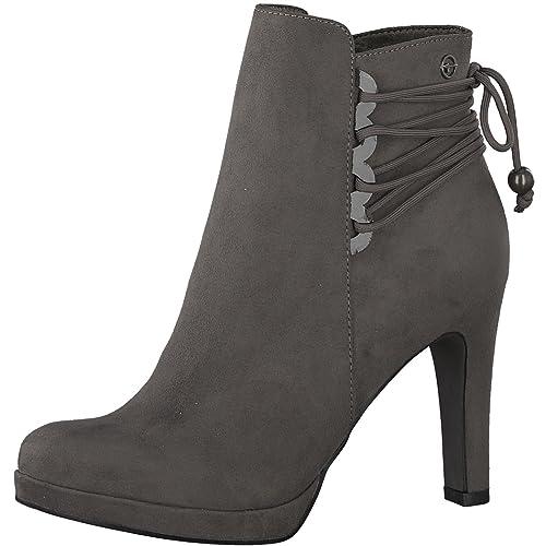 Tamaris Stiefelette Damen Stiefelette Tamaris 25026 31,Frauen Stiefel,Boot,Halbstiefel ... 0df8a1