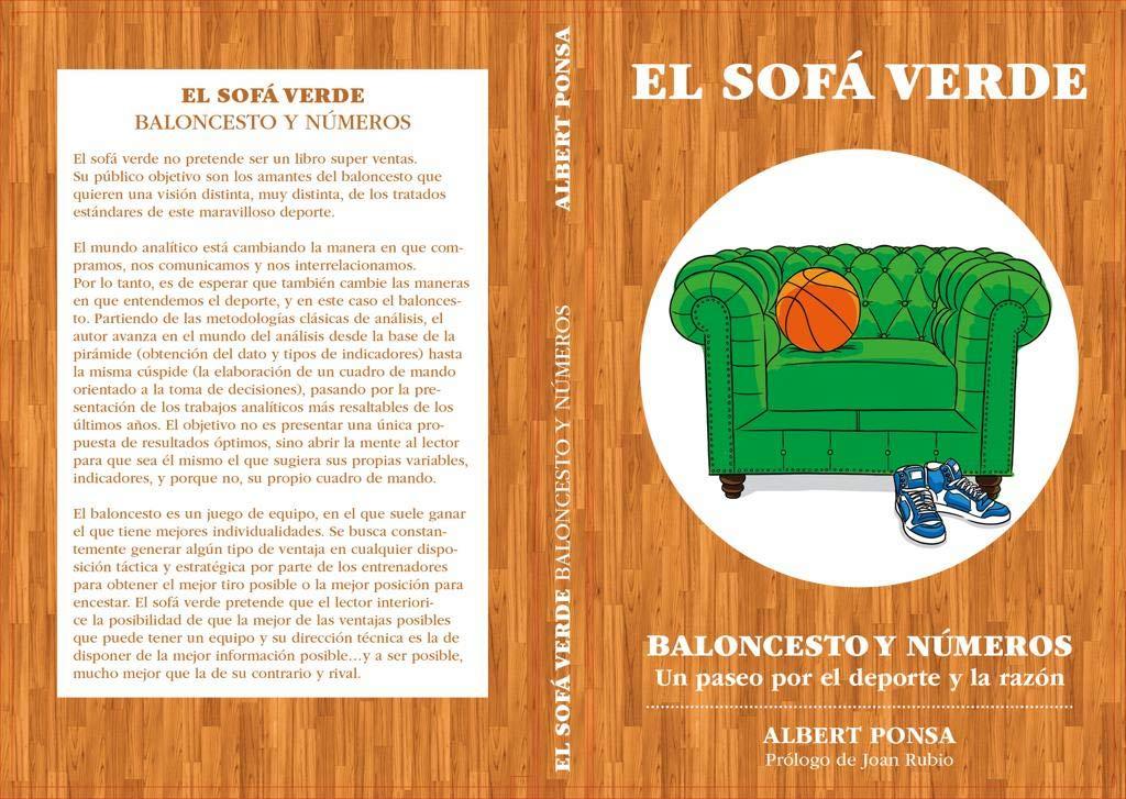 El sofá verde. Baloncesto y números: Un paseo por el deporte y la razón