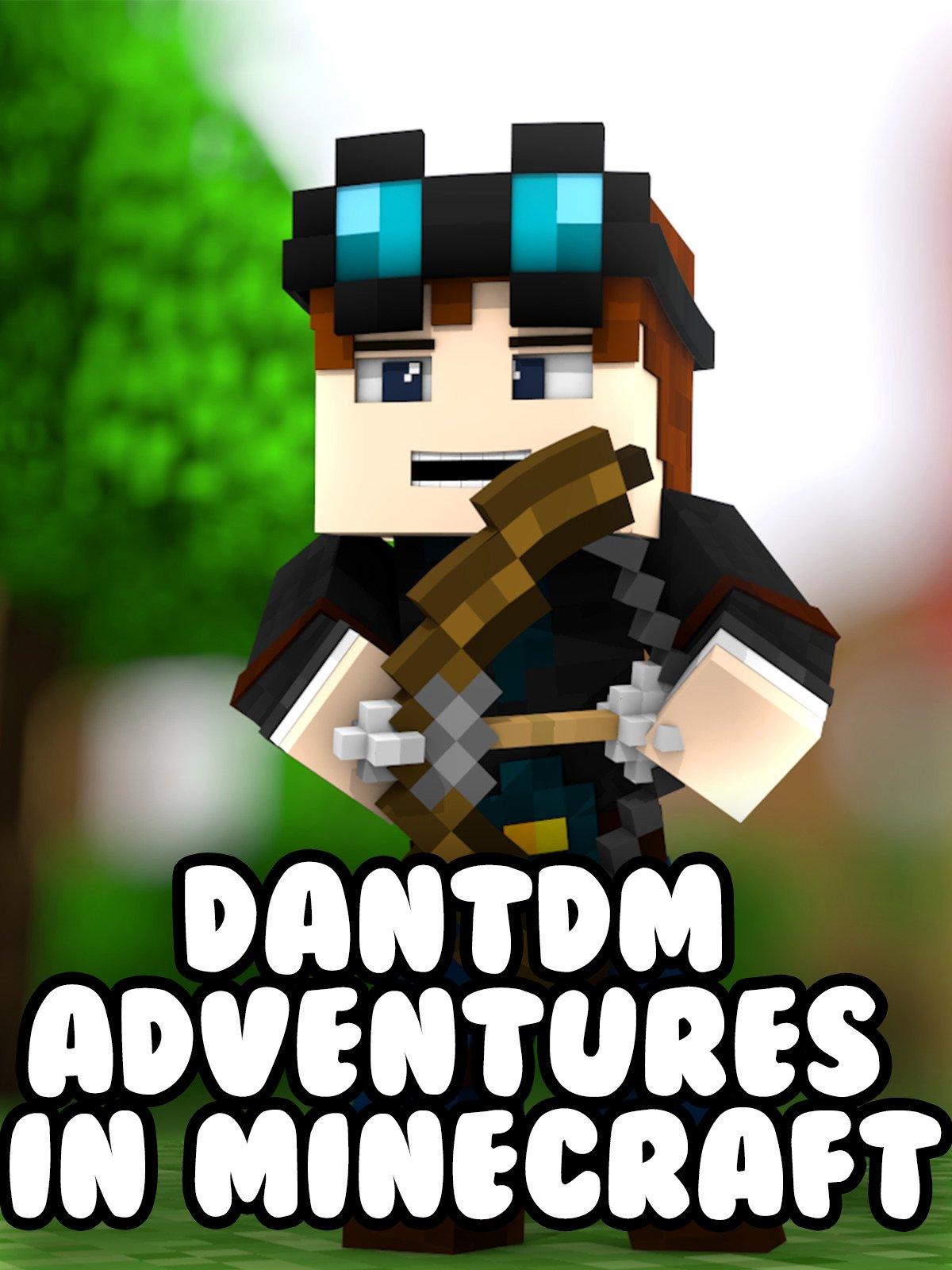 Amazon com: Watch Dantdm Adventures in Minecraft | Prime Video