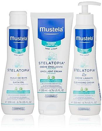 07aa8ed48938 Amazon.com  Mustela Bath Time Gift Set
