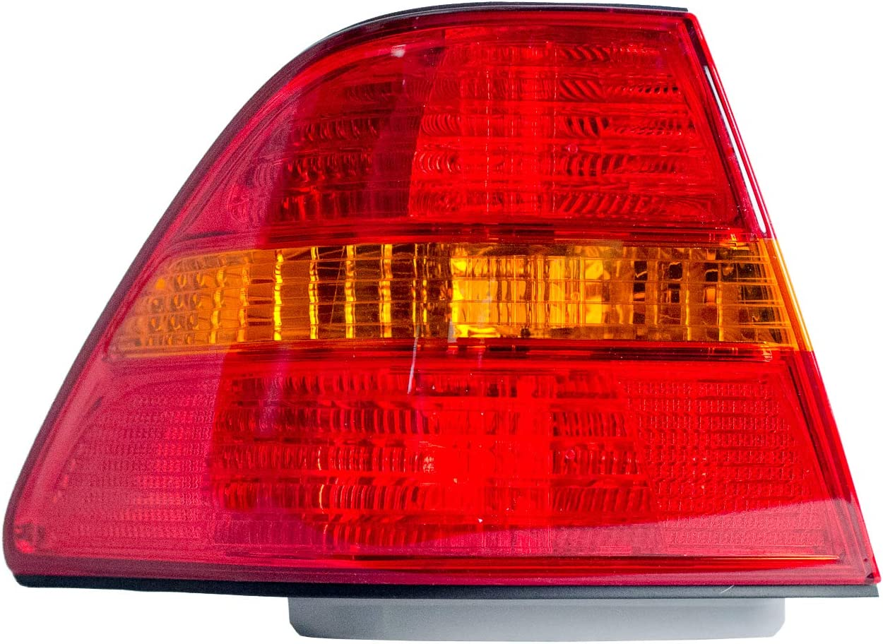 PartsChannel LX2818111OE OE Replacement Tail Light