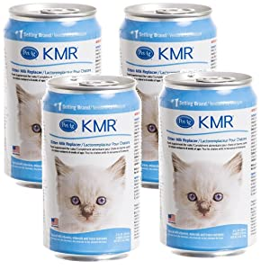 KMR Liquid Milk Replacer for Kittens and Cats