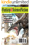 The Magazine of Fantasy & Science Fiction May/June 2017