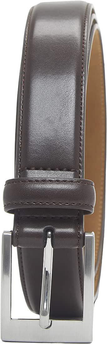 Amazon Essentials Classic Dress Belt Cinturón Hombre