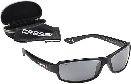 305 opinioni per Cressi Ninja- Occhiali Sportivi da Sole Polarizzati con Protezione UV 100%-