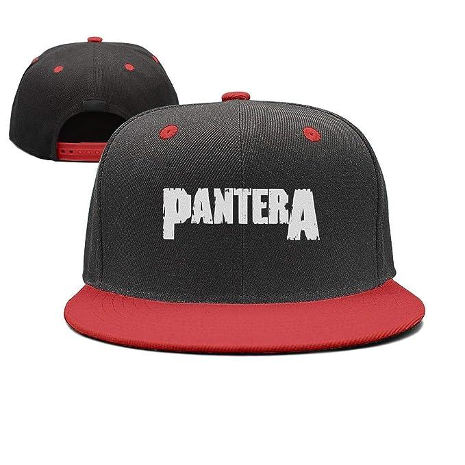 Pantera-Band-Hard-Rock-Cool Sports Flat Bill Adjustable Hat Baseball  Snapsnapback 37599ee224c