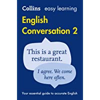 Easy Learning English Conversation: Book 2 (Collins Easy Learning English)