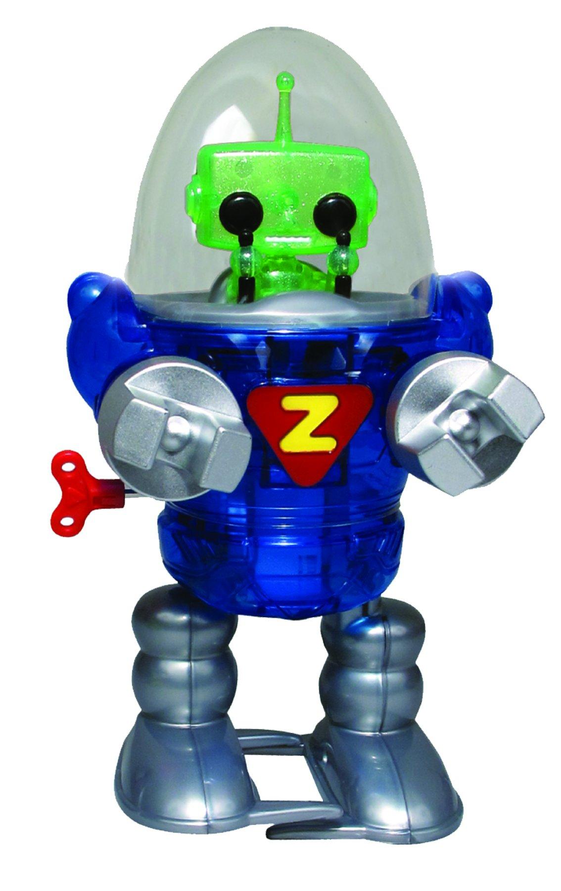 California Creations Z Classics Robot Rogan Windup Toy by California Creations