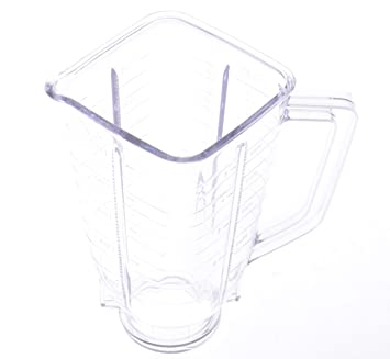 027472 rayo de sol OSTER licuadora frasco de plástico SQ - Superior 000-089: Amazon.es: Hogar