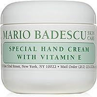 Mario Badescu Special Hand Cream with Vitamin E, 4 oz.
