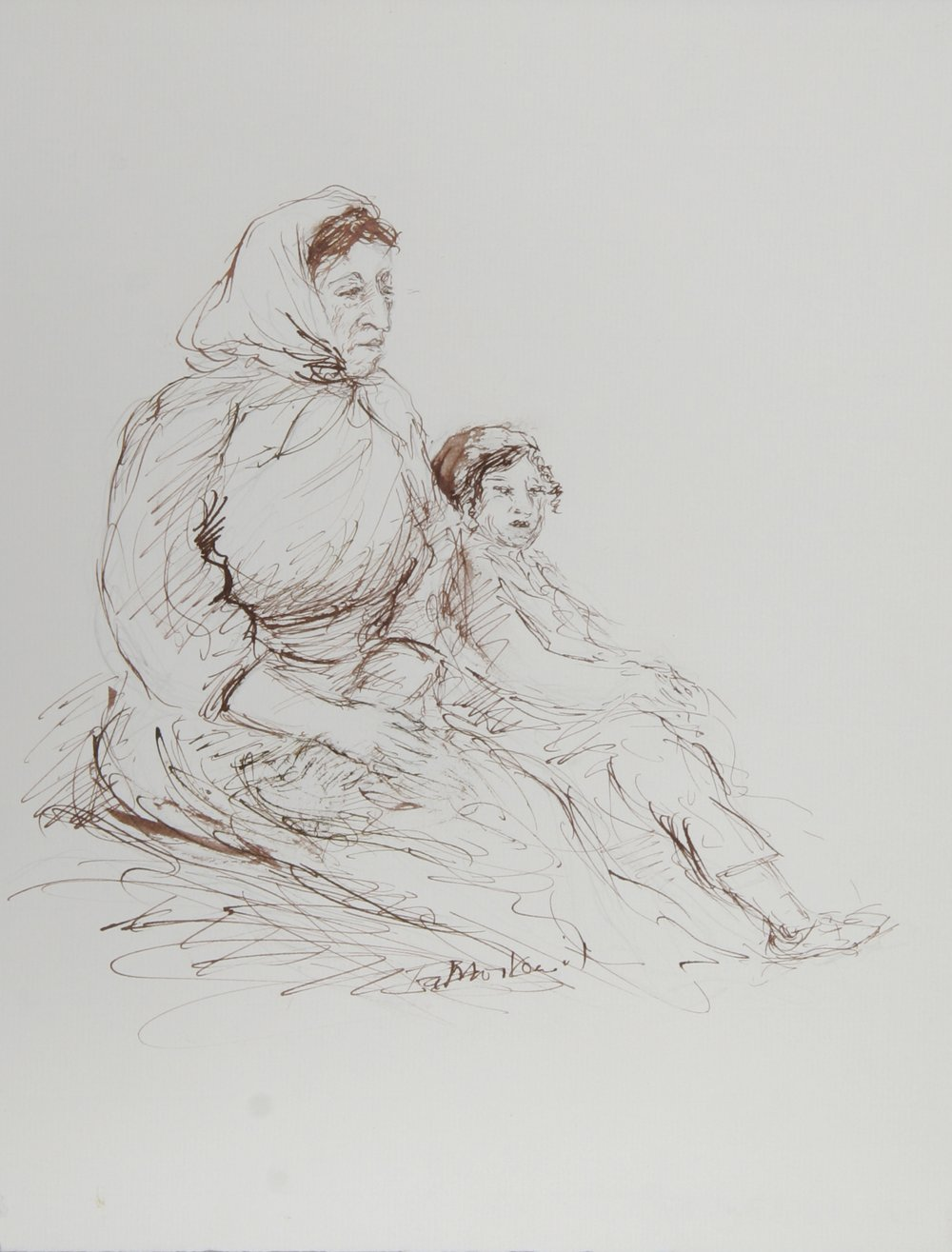 Mother and Child - II