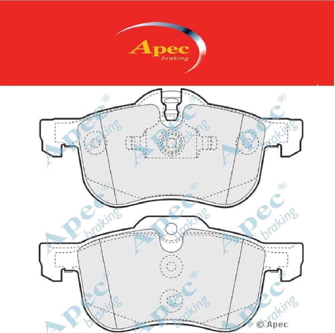 Apec Brake Pads PAD1120